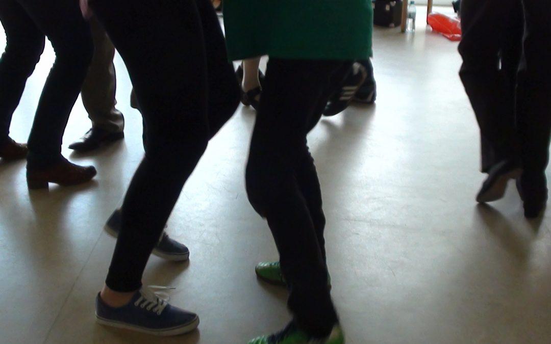 Schnupperkurs für Irischen Set-Dance am Sa, 11.01.2020